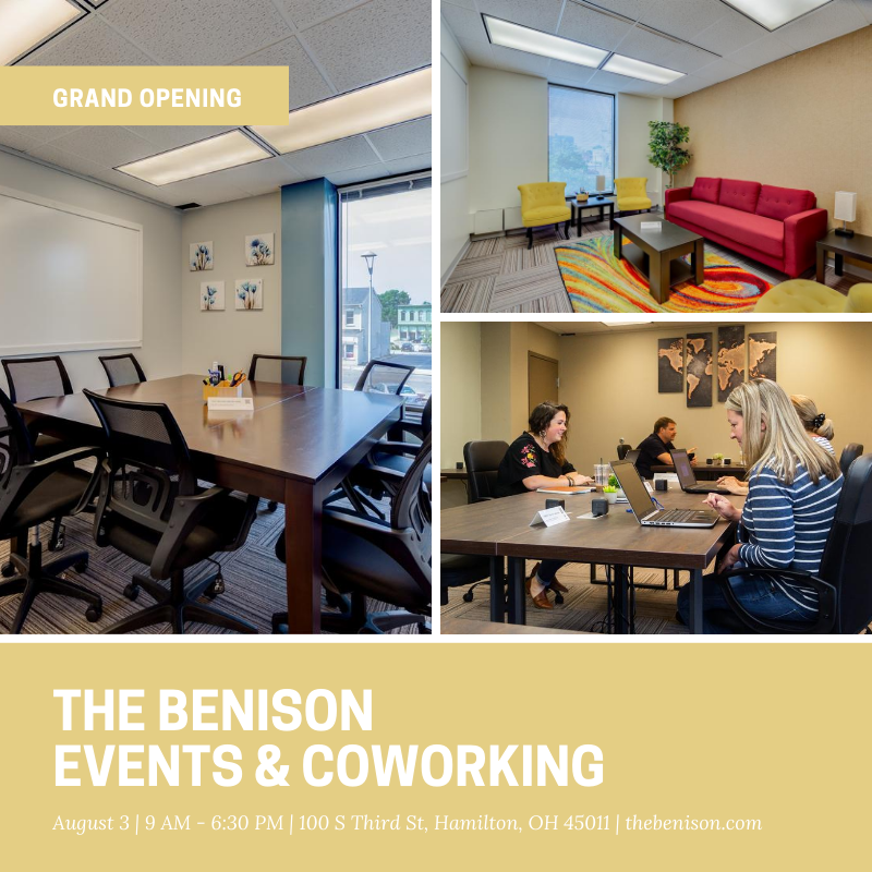 Coworking Grand Opening